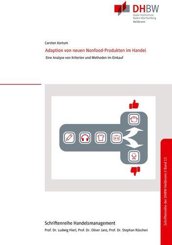 Adaption von neuen Nonfood-Produkten im Handel
