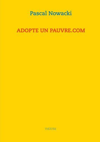Adopte un pauvre.com