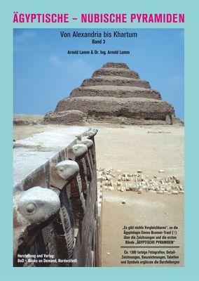 Ägyptische - Nubische Pyramiden