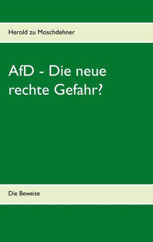 AfD - Die neue rechte Gefahr?
