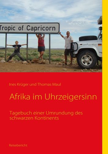 Afrika im Uhrzeigersinn