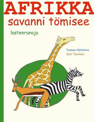 Afrikka - savanni tömisee