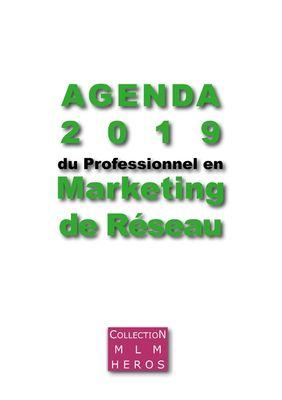 Agenda 2019 du Professionnel en Marketing de Réseau