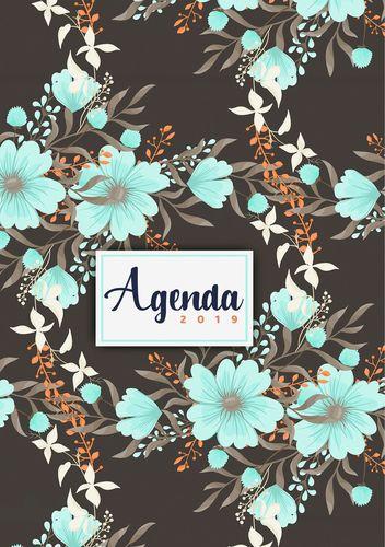 Agenda 2019 pour ton quotidien