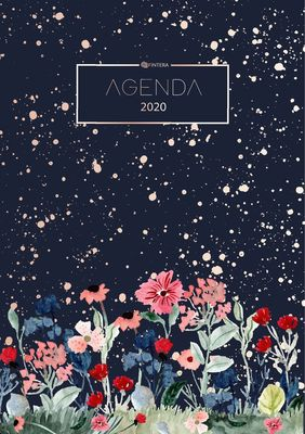 Agenda 2020 - Agenda de Poche et Planificateur 2020 - Organiseur et Calendrier 2020 - Agenda Journalier et Agenda Semainier