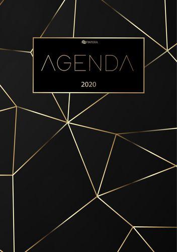 Agenda 2020 - Agenda Journalier et Agenda Semainier - Agenda de Poche et Planificateur 2020 - Organiseur et Calendrier 2020