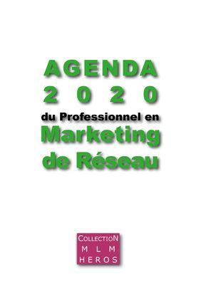 Agenda 2020 du Professionnel en Marketing de Réseau
