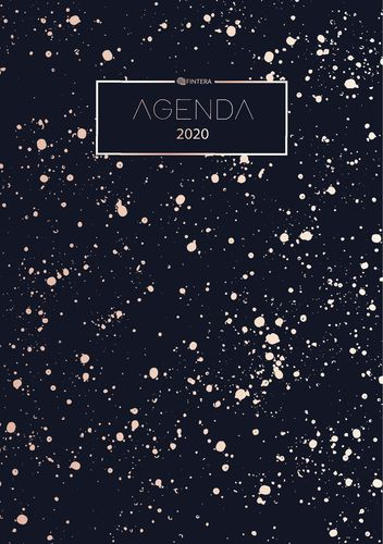 Agenda 2020 - Planificateur, Organiseur et Calendrier 2020 - Agenda Journalier et Agenda Semainier - Agenda de Poche
