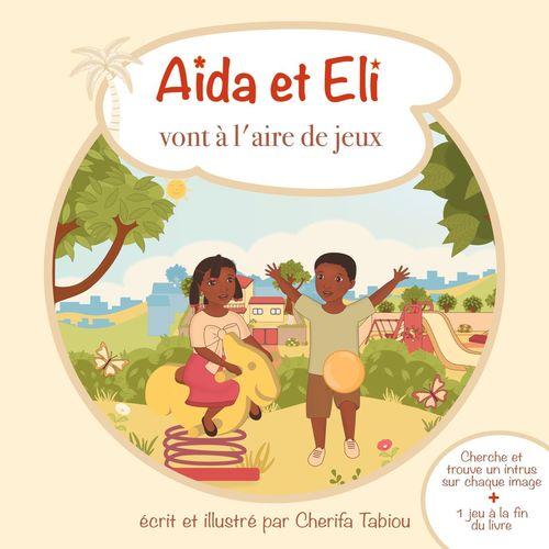 Aïda et Eli vont à l'aire de jeux