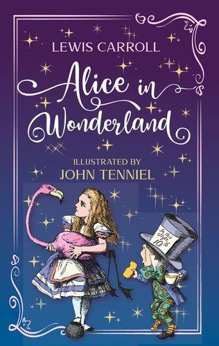 Alice in Wonderland. Lewis Carroll (englische Ausgabe)