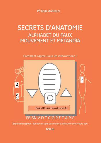Alphabet du Faux Mouvement et Métanoïa