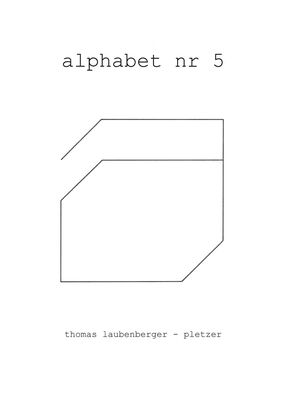 alphabet nr 5