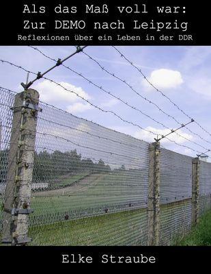 Als das Maß voll war: Zur Demo nach Leipzig