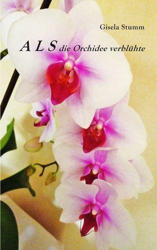 ALS die Orchidee verblühte
