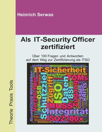 Als IT-Security Officer zertifiziert