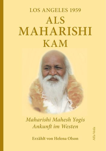 Als Maharishi kam – Los Angeles 1959