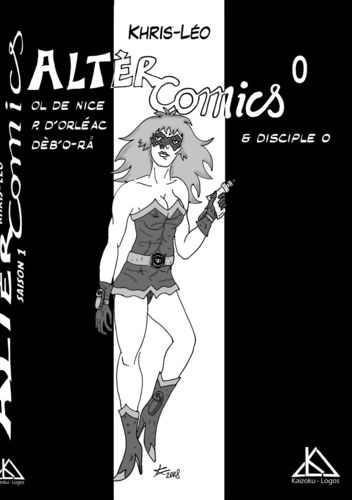 Altèr Comics #0