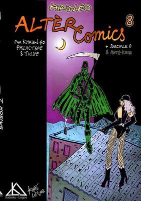 Altèr Comics #8