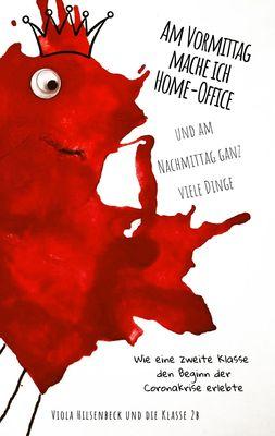 Am Vormittag mache ich Home-Office und am Nachmittag ganz viele Dinge