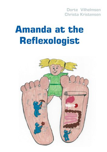 Amanda at the Reflexologist