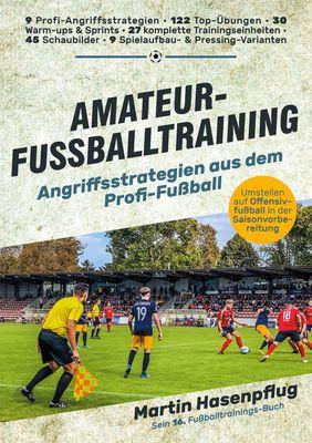 Amateur-Fußballtraining