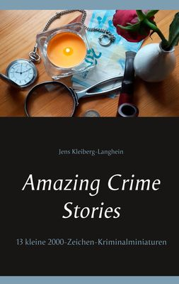 Amazing Crime Stories