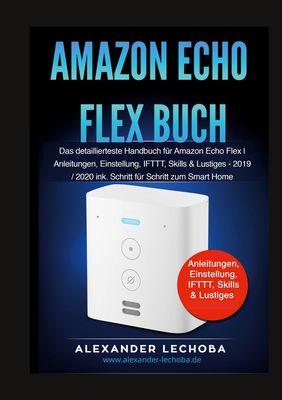 Amazon Echo Flex Buch