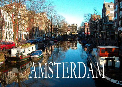 Amsterdam - Ein kleiner Bildband
