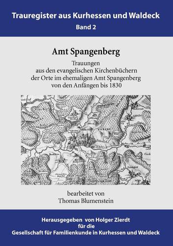 Amt Spangenberg