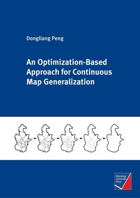 An Optimization-Based Approach for Continuous Map Generalization