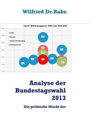 Analyse der Bundestagswahl 2013