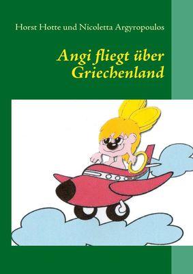 Angi fliegt über Griechenland