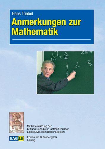 Anmerkungen zur Mathematik