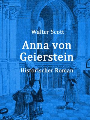 Anna von Geierstein