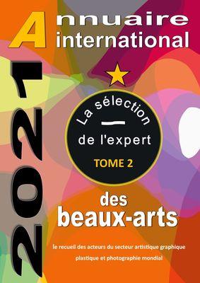 Annuaire International des Beaux-arts 2021