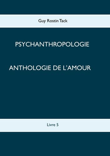 Anthologie de l'amour