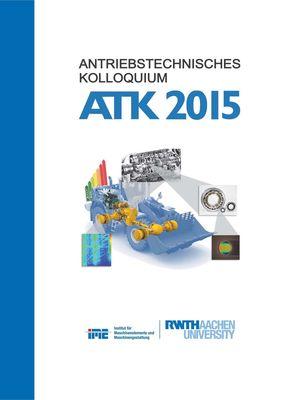 Antriebstechnisches Kolloqium 2015