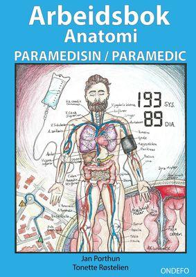 Arbeidsbok Anatomi for Paramedisin og Paramedic (Innbinding: Spiral)