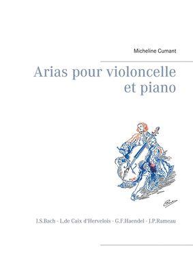 Arias pour violoncelle et piano