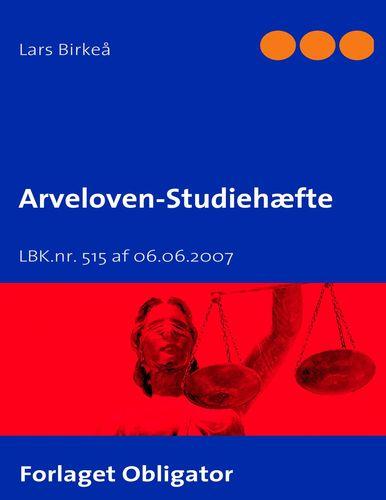 Arveloven - Studiehæfte