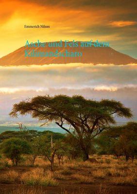 Asche und Fels auf dem Kilimandscharo