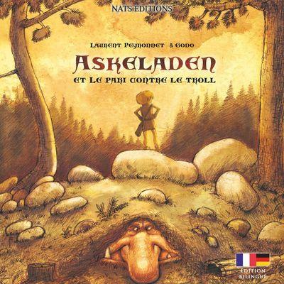Askeladen et le pari contre le Troll - Édition bilingue