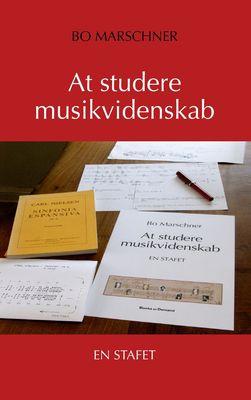At studere musikvidenskab