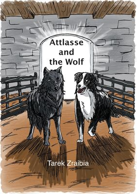 Attlasse and the wolf