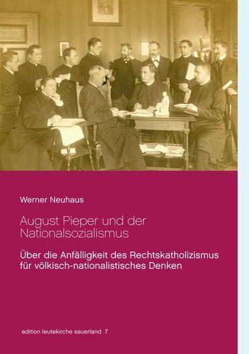 August Pieper und der Nationalsozialismus
