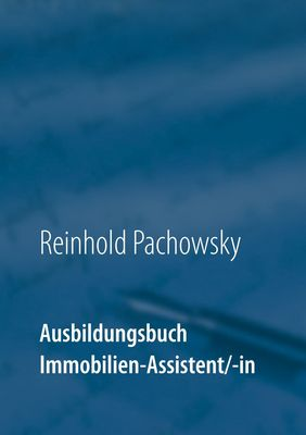 Ausbildungsbuch Immobilien-Assistent/-in