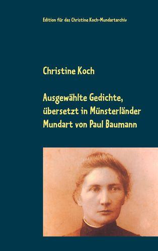 Ausgewählte Gedichte, übersetzt in Münsterländer Mundart