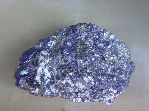Ausgewählte Mineralien von rumänischen Erzlagerstätten