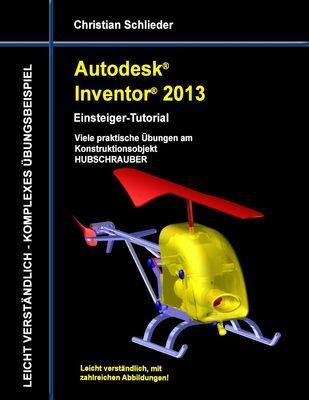 Autodesk Inventor 2013 - Einsteiger-Tutorial