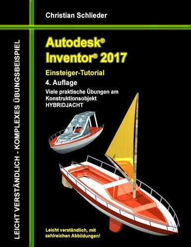 Autodesk Inventor 2017 - Einsteiger-Tutorial Hybridjacht